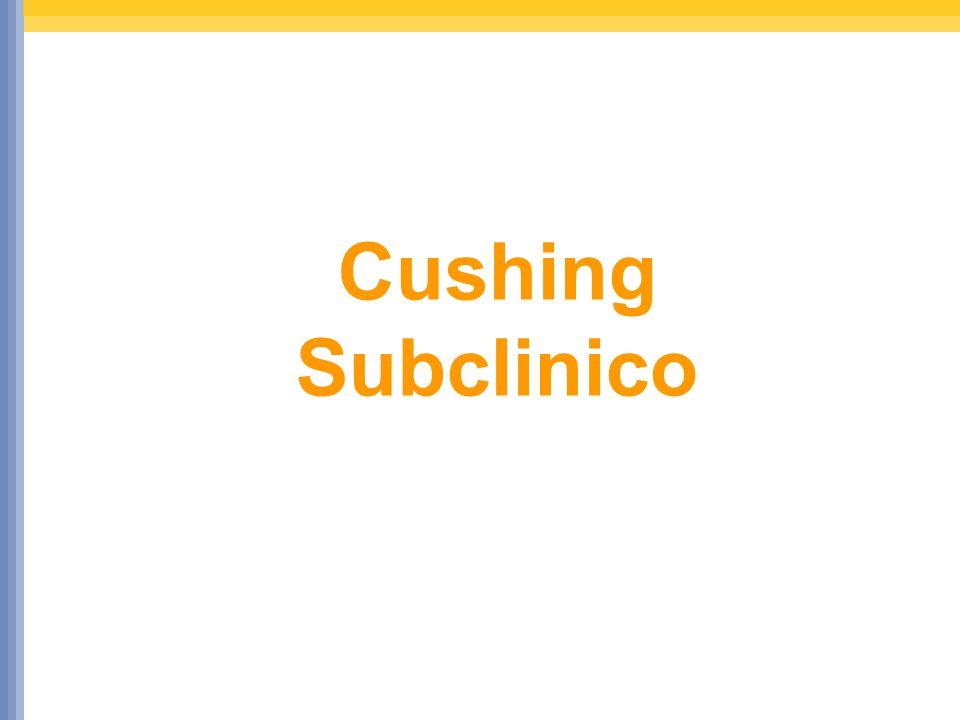 Cushing Subclinico