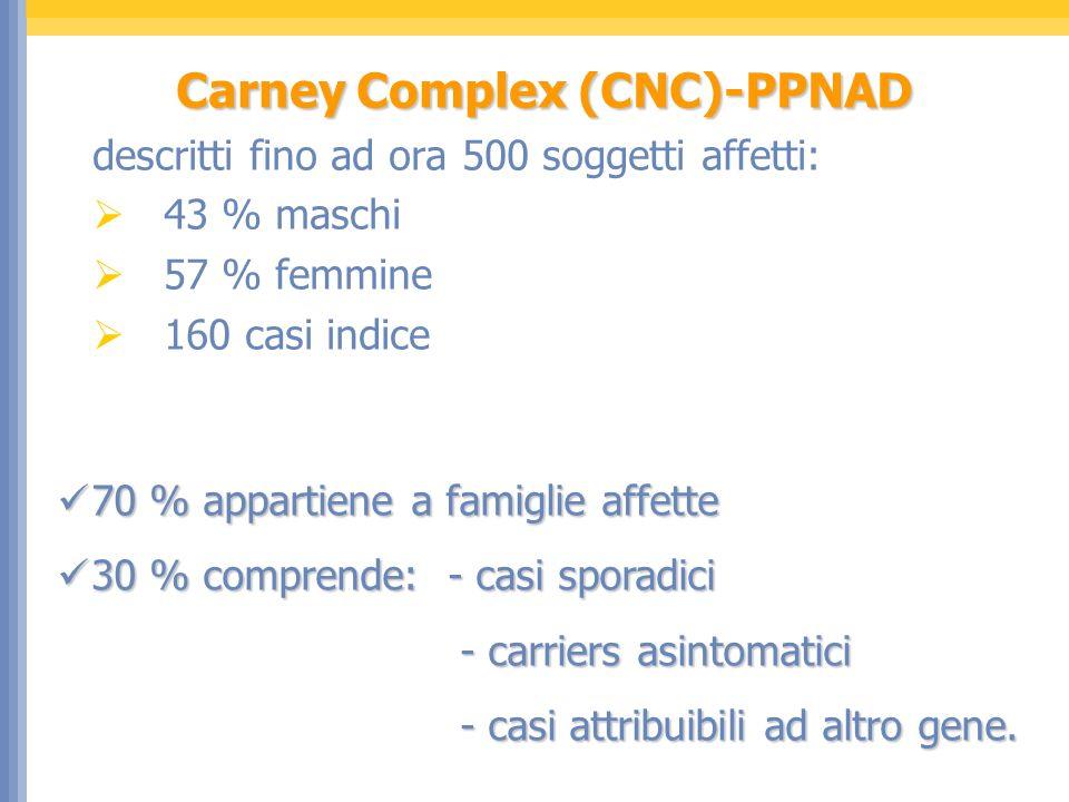 Carney Complex (CNC)-PPNAD