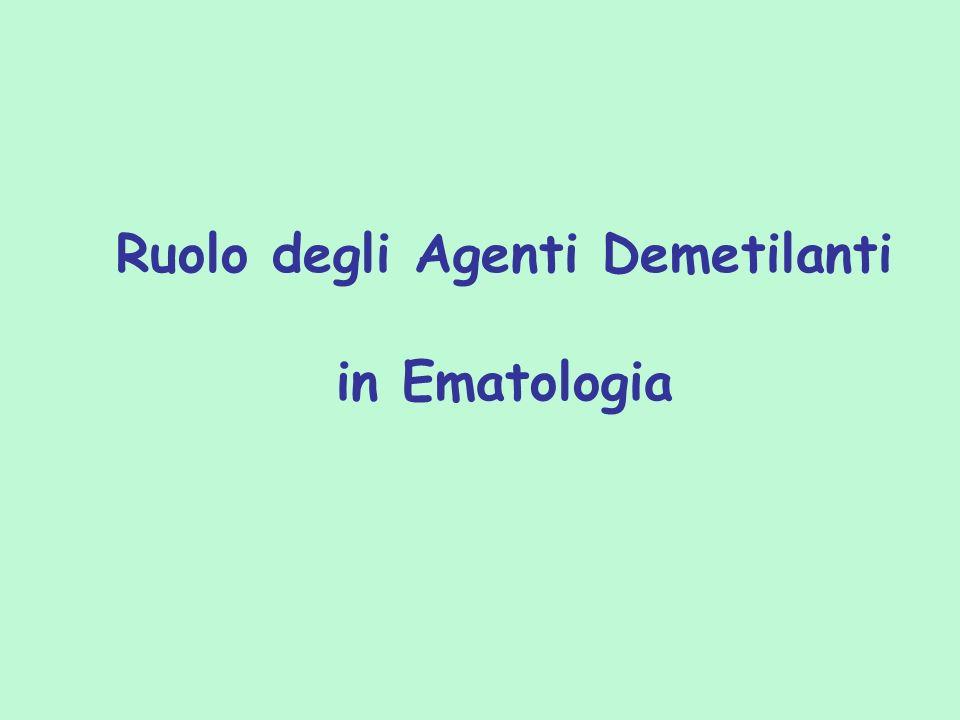 Ruolo degli Agenti Demetilanti
