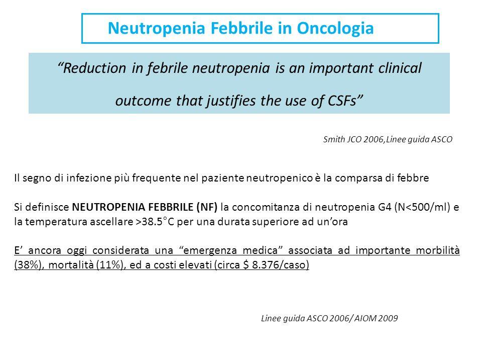 Neutropenia Febbrile in Oncologia