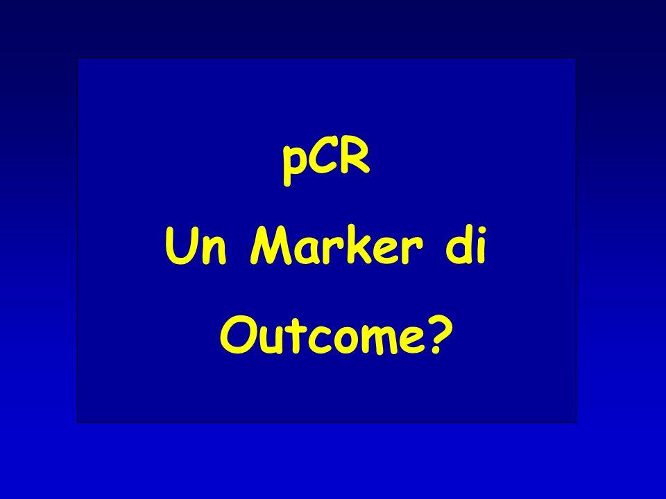 pCR Un Marker di Outcome
