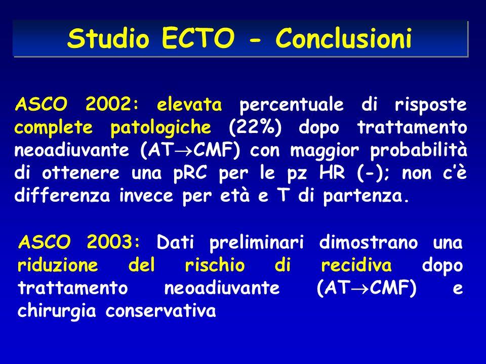 Studio ECTO - Conclusioni