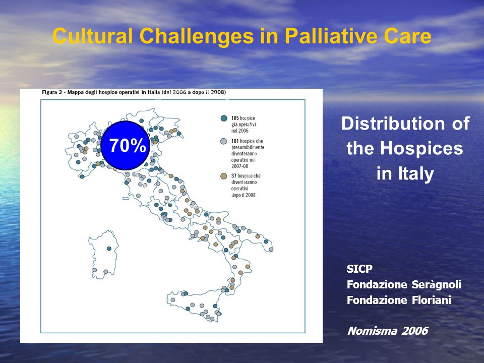 Cultural Challenges in Palliative Care