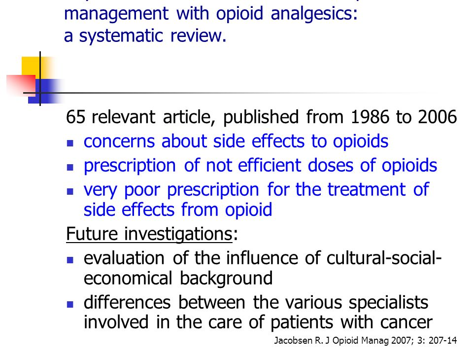 65 relevant article, published from 1986 to 2006