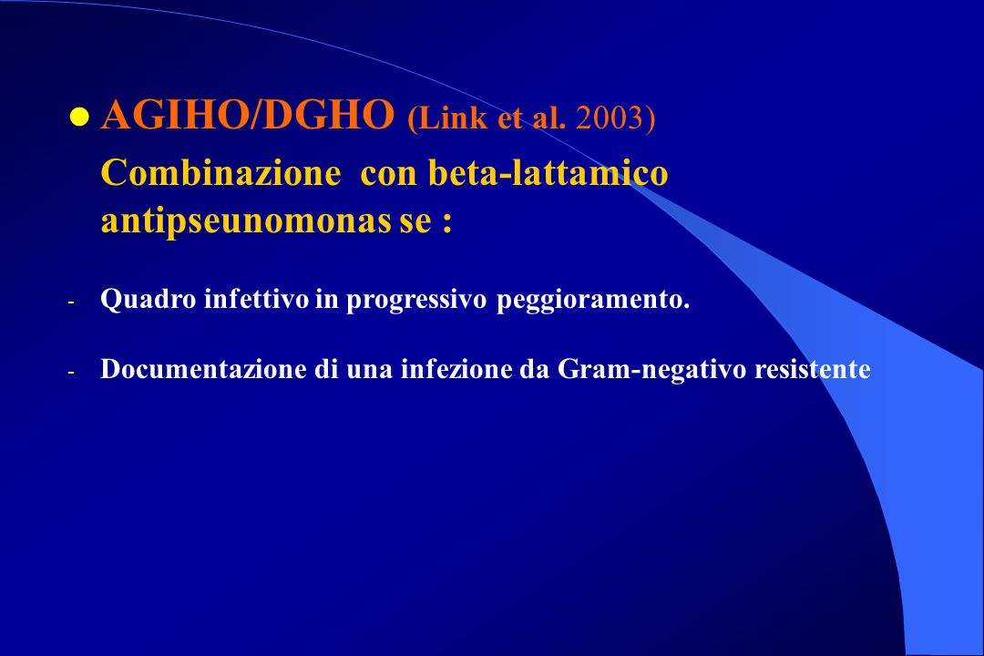 AGIHO/DGHO (Link et al. 2003)