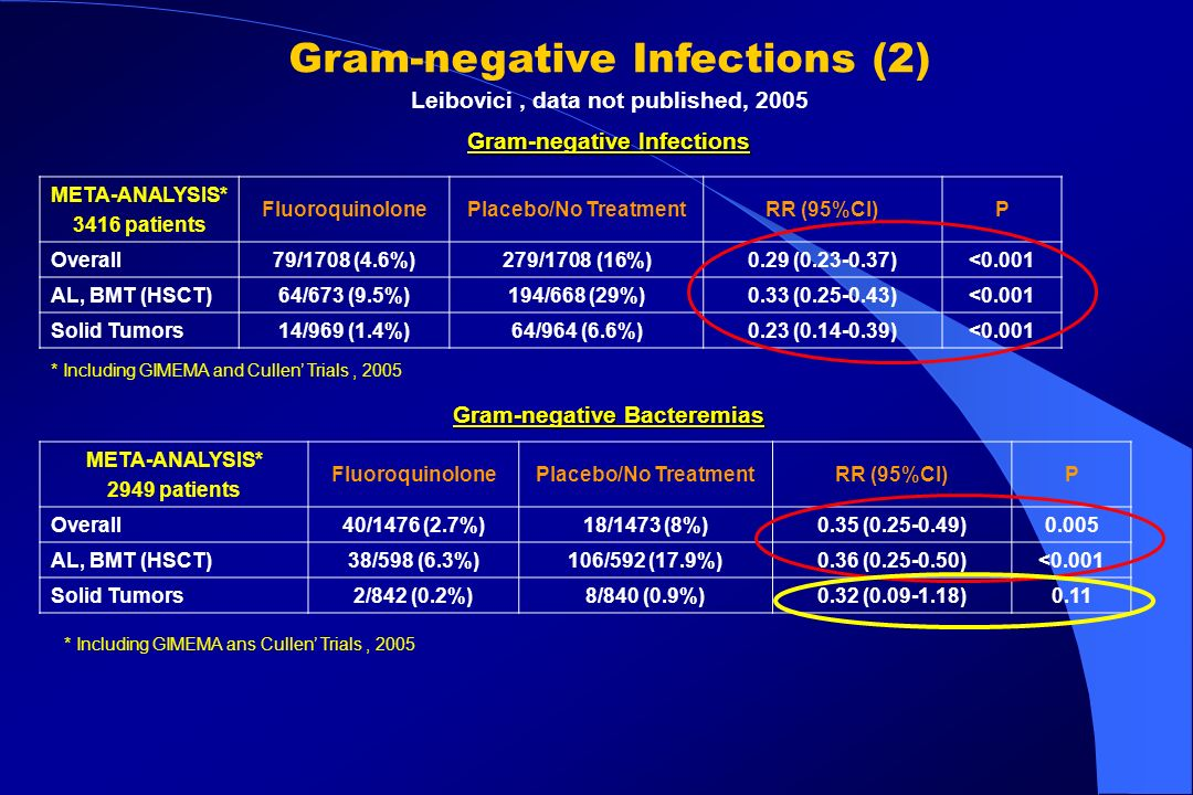 Gram-negative Infections (2)