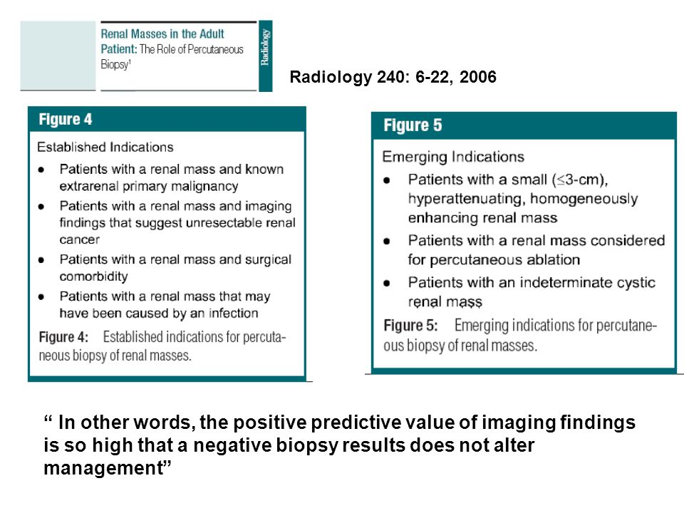 Radiology 240: 6-22, 2006