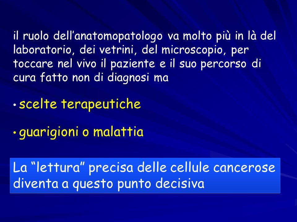 La lettura precisa delle cellule cancerose