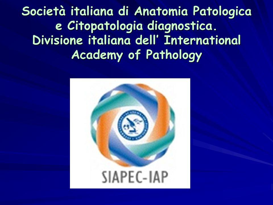 Società italiana di Anatomia Patologica e Citopatologia diagnostica