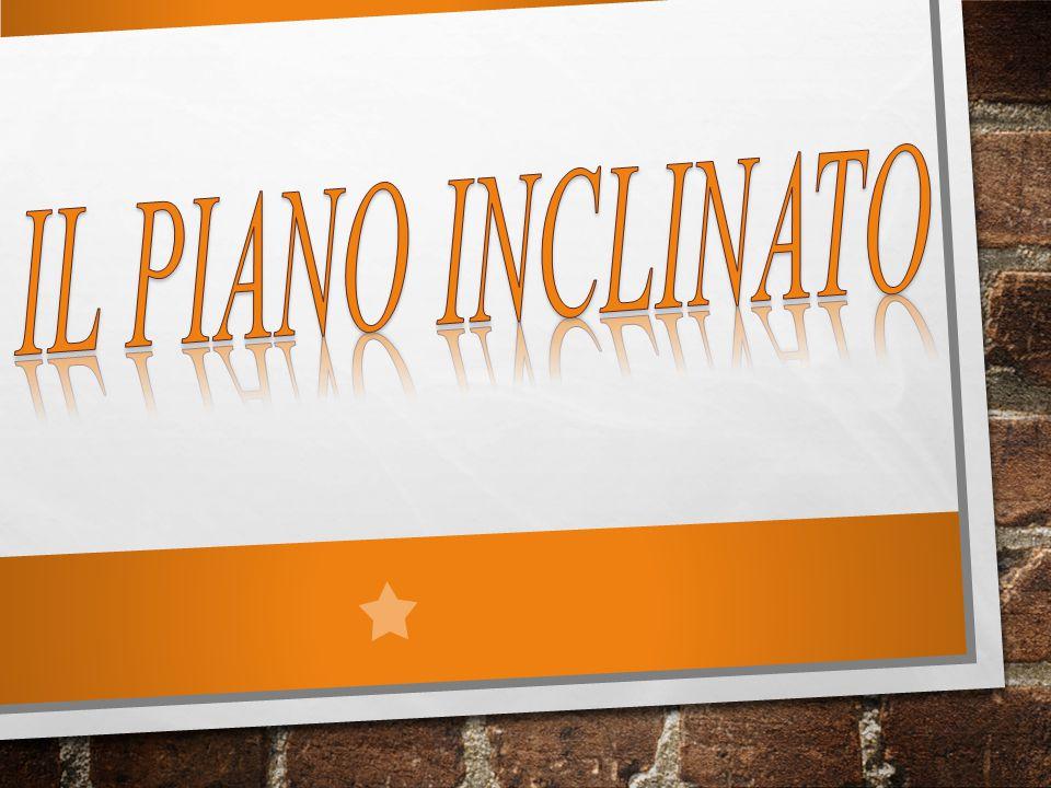 IL PIANO INCLINATO