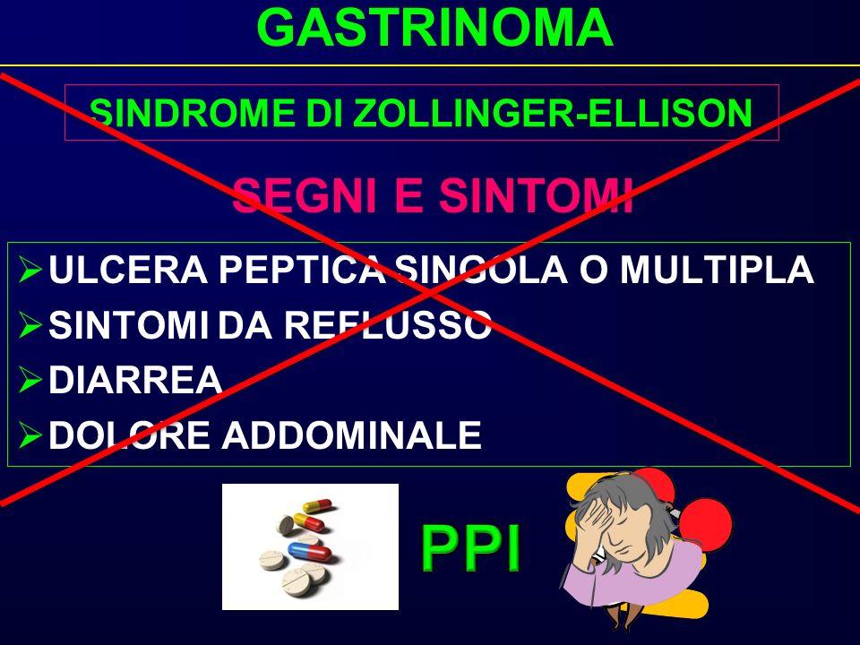 SINDROME DI ZOLLINGER-ELLISON