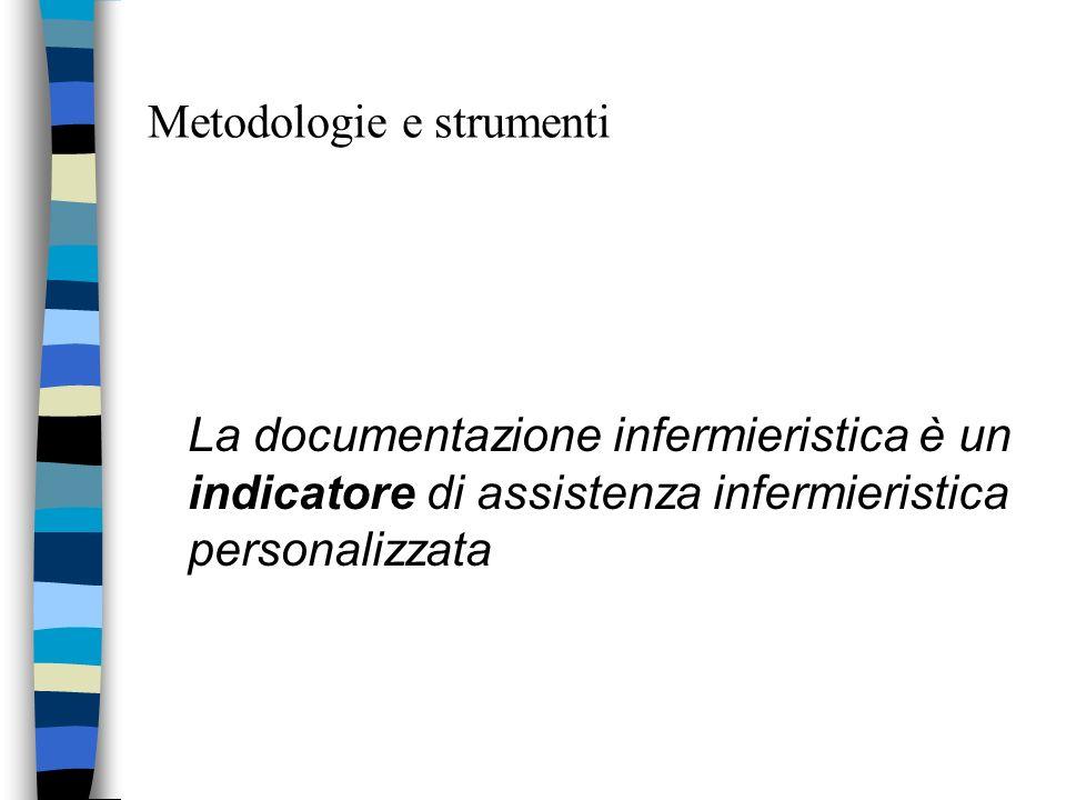 Metodologie e strumenti