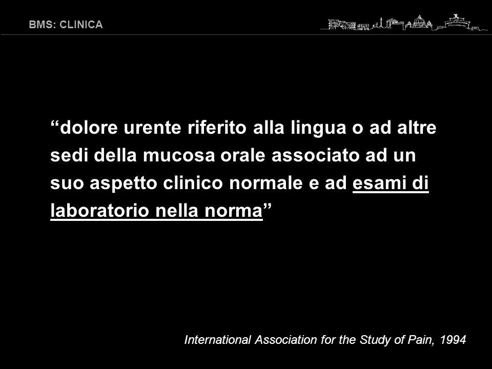 BMS: CLINICA