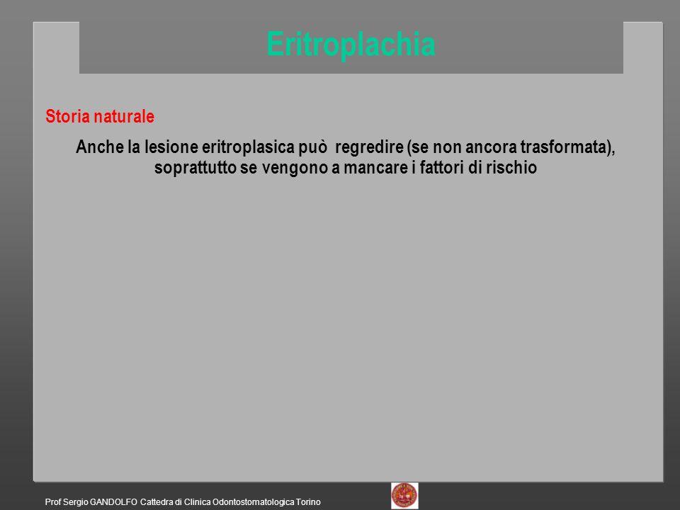 Eritroplachia Storia naturale