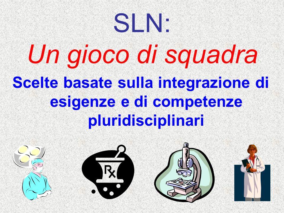 SLN: Un gioco di squadra