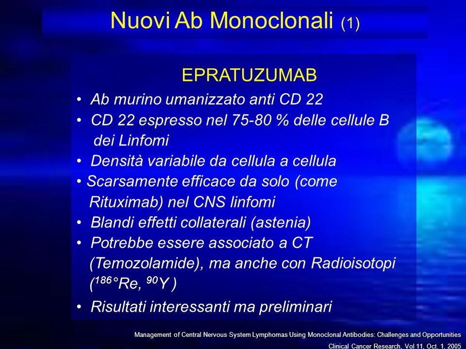Nuovi Ab Monoclonali (1)