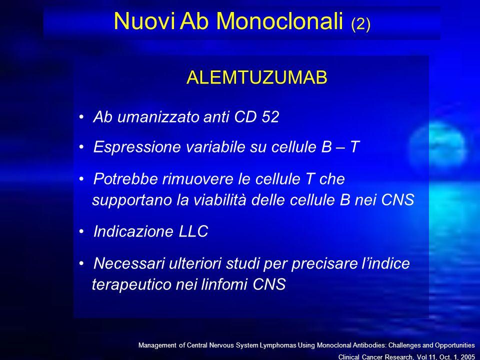 Nuovi Ab Monoclonali (2)