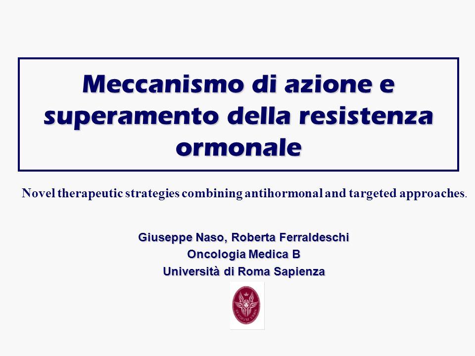 Giuseppe Naso, Roberta Ferraldeschi Università di Roma Sapienza
