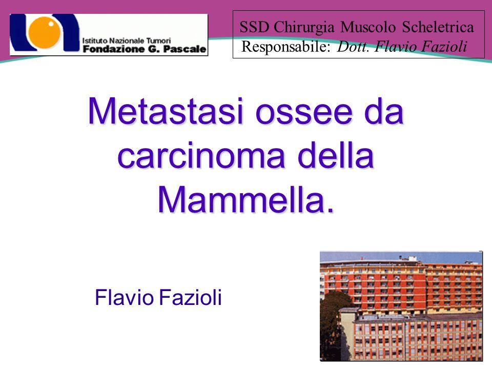 carcinoma della Mammella.