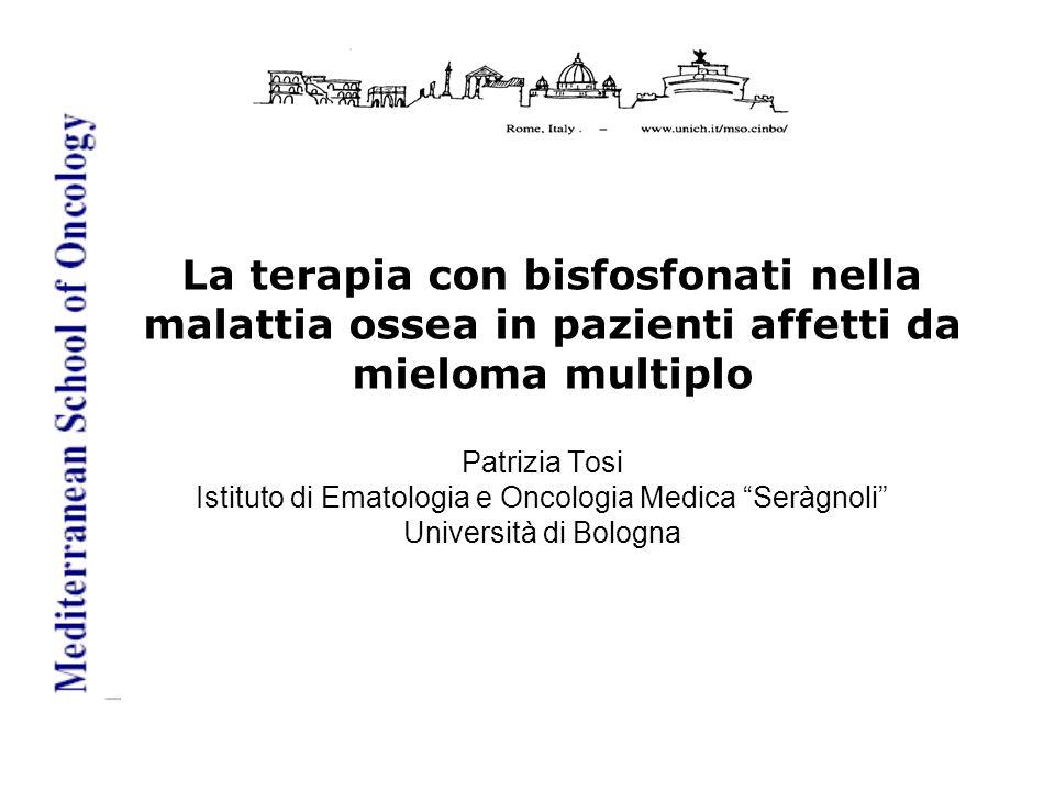 Istituto di Ematologia e Oncologia Medica Seràgnoli