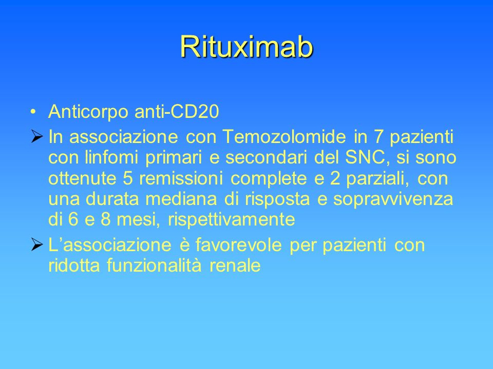 Rituximab Anticorpo anti-CD20