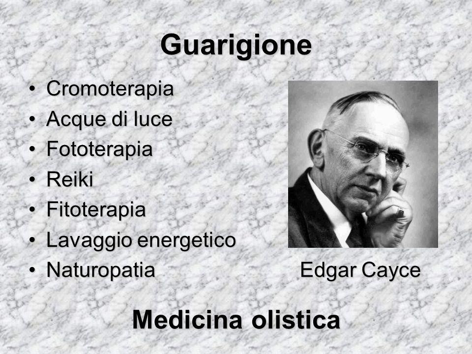 Guarigione Medicina olistica Cromoterapia Acque di luce Fototerapia