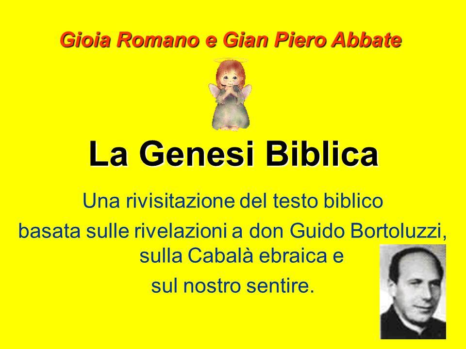 Gioia Romano e Gian Piero Abbate