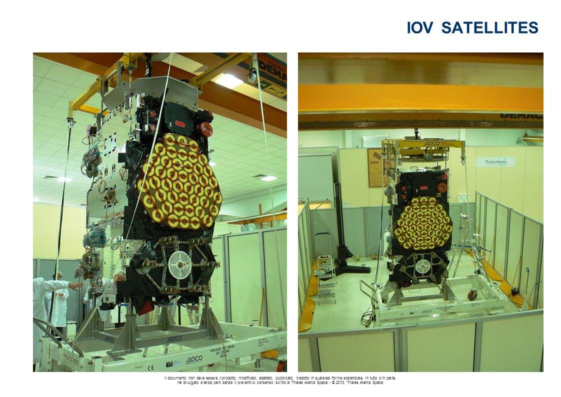IOV SATELLITES