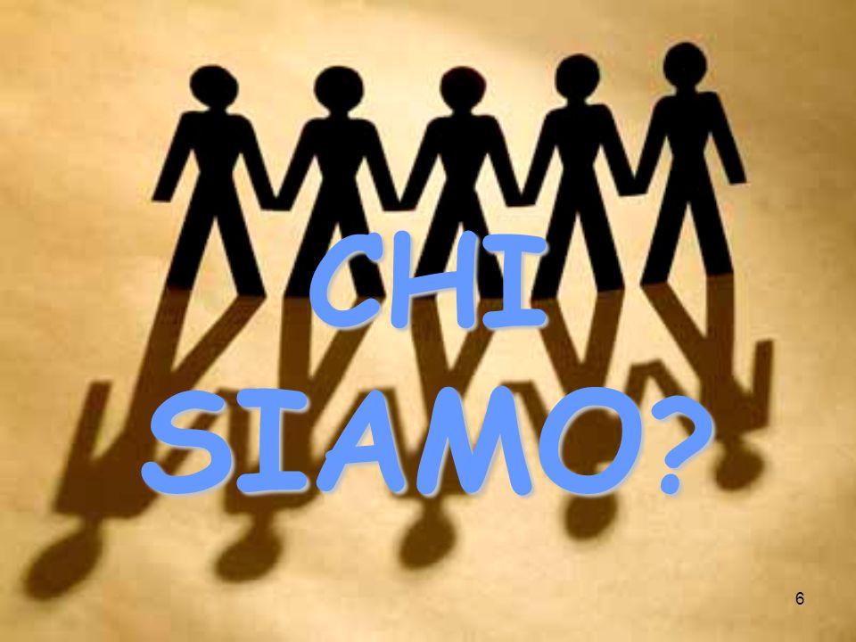 CHI SIAMO