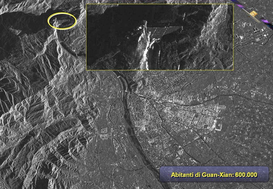 Abitanti di Guan-Xian: 600.000