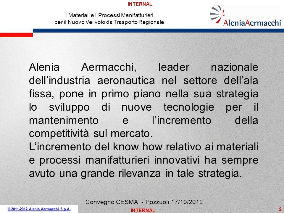 I Materiali e i Processi Manifatturieri