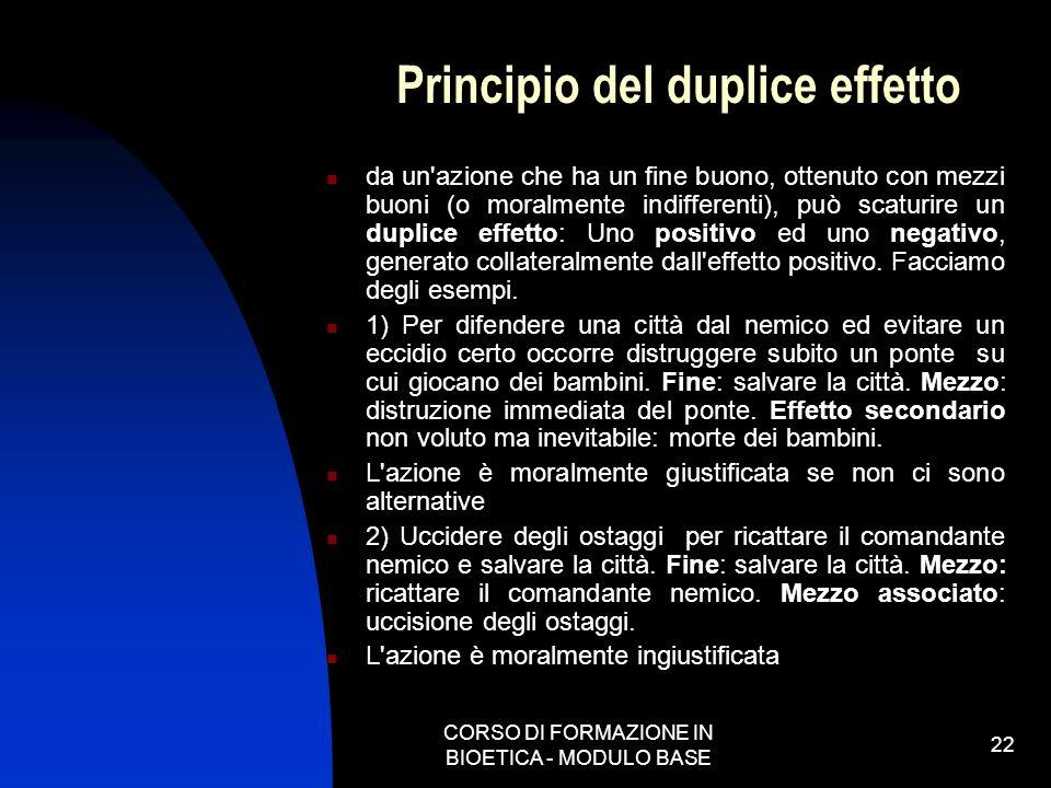 Principio del duplice effetto