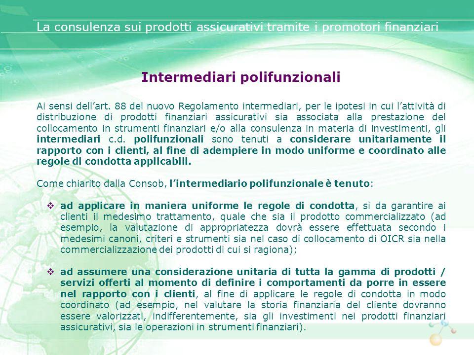 Intermediari polifunzionali