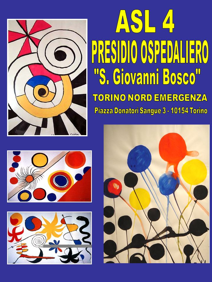 Piazza Donatori Sangue 3 - 10154 Torino