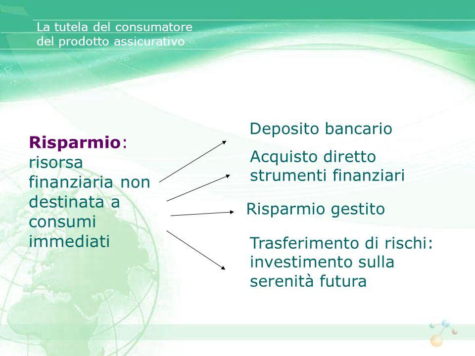 Risparmio: risorsa finanziaria non destinata a consumi immediati