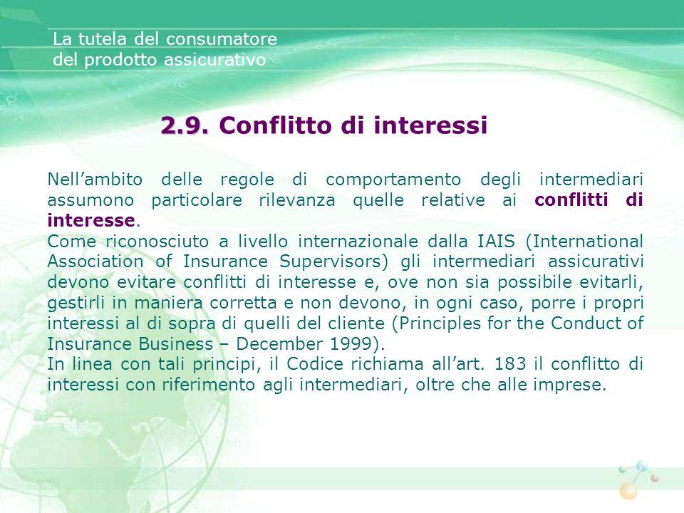2.9. Conflitto di interessi