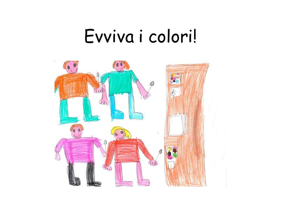 Evviva i colori!