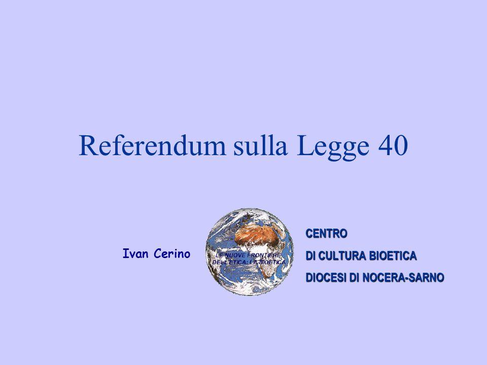 Referendum sulla Legge 40