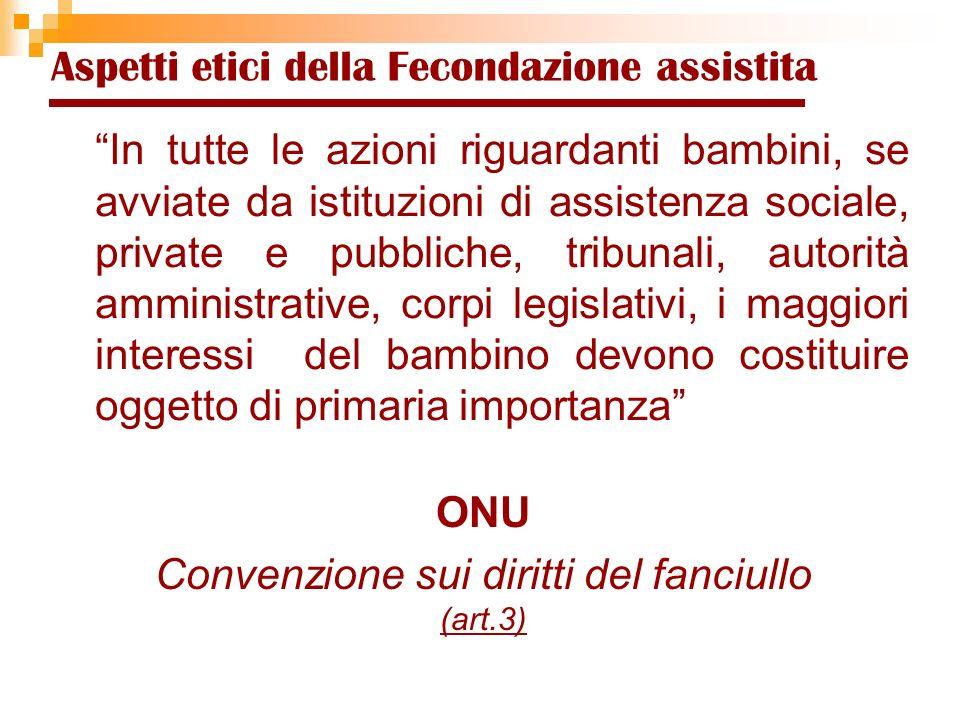 Convenzione sui diritti del fanciullo