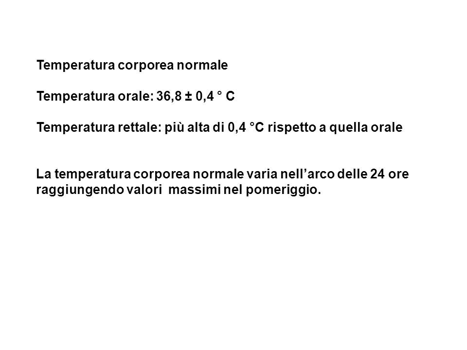 Temperatura corporea normale