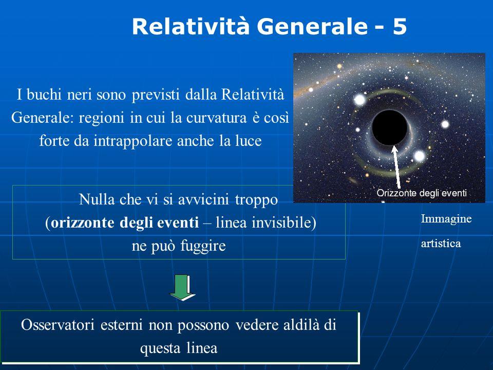 Relatività Generale - 5 Immagine. artistica.
