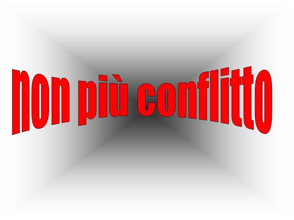 non più conflitto