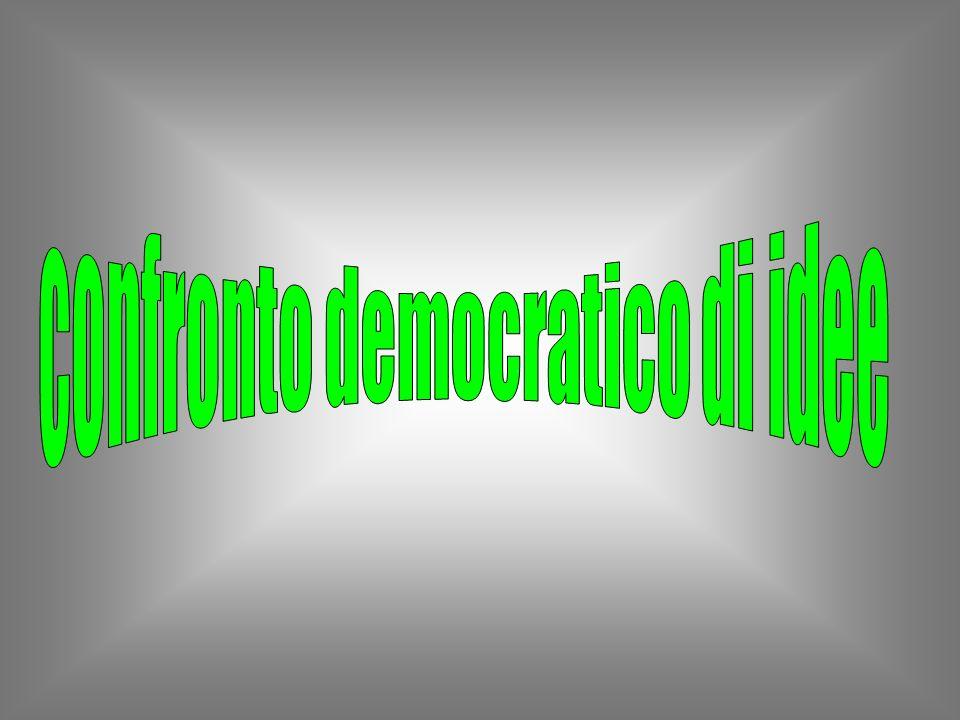 confronto democratico di idee