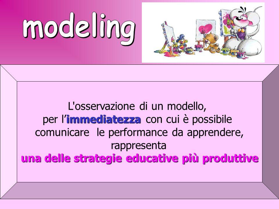 una delle strategie educative più produttive