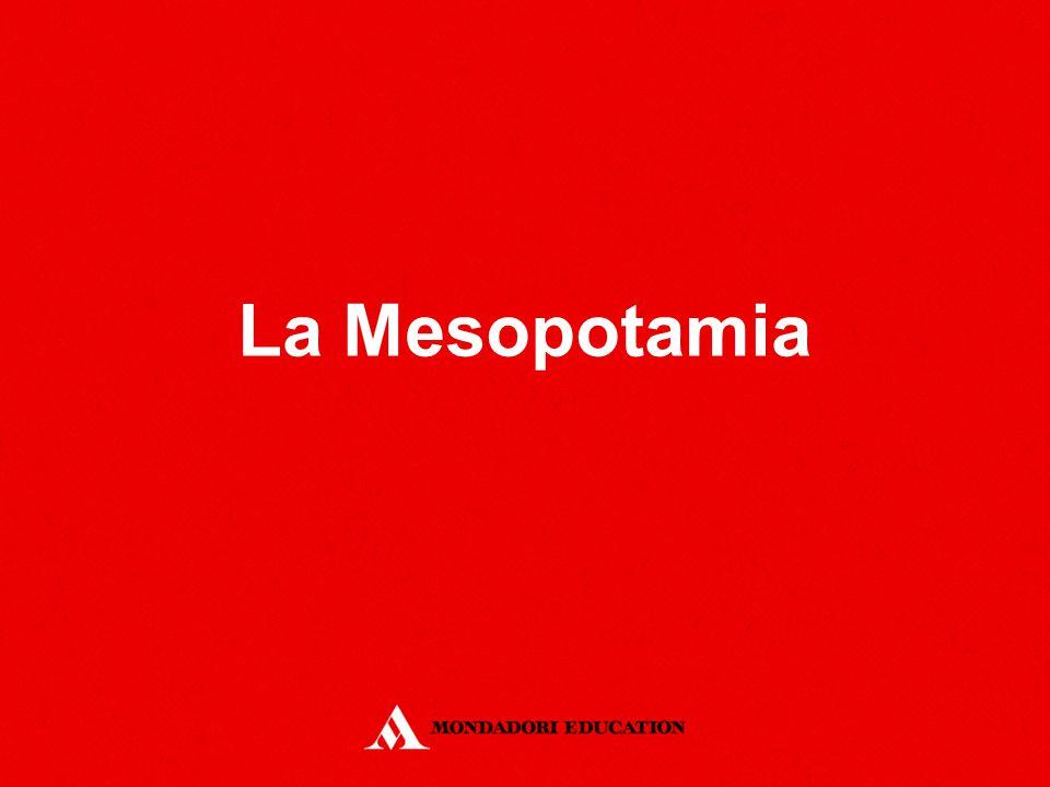 La Mesopotamia 1