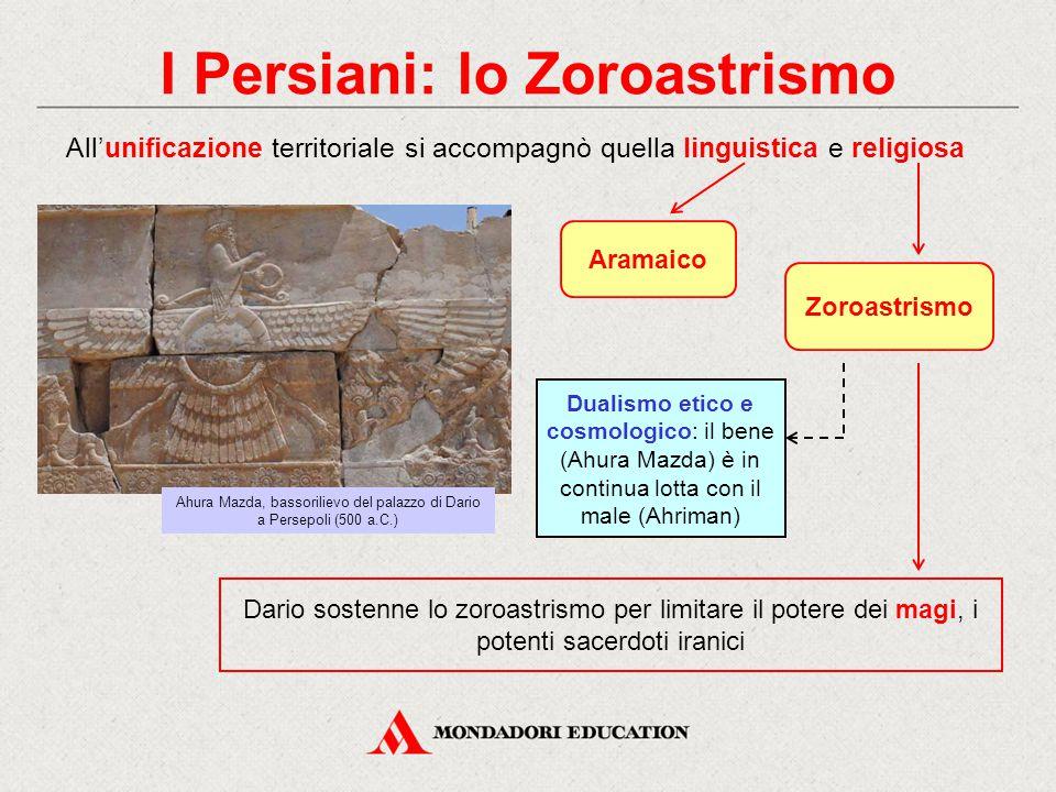 I Persiani: lo Zoroastrismo