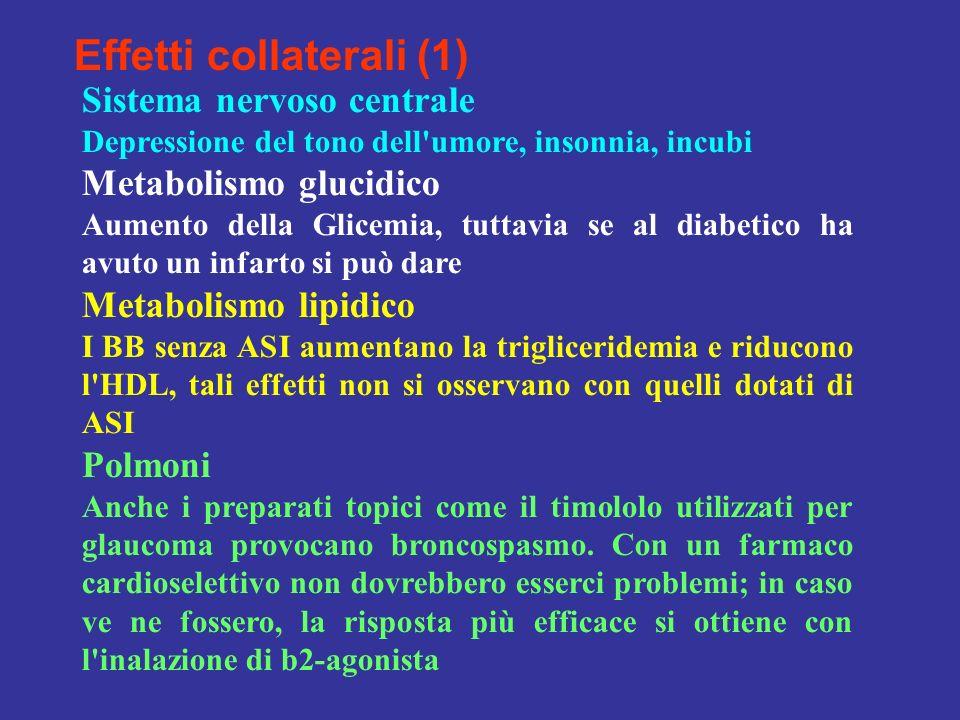 Effetti collaterali (1)