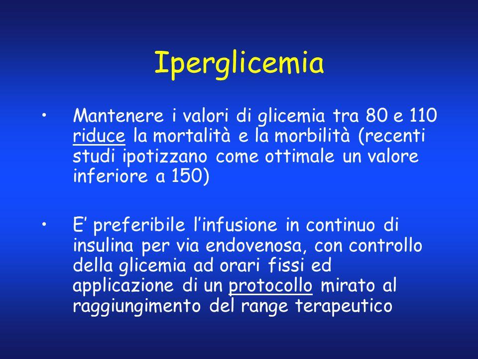 Iperglicemia
