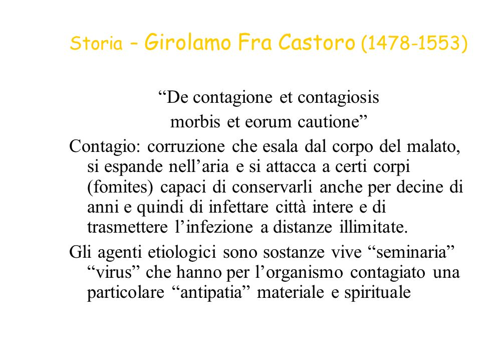 Storia – Girolamo Fra Castoro (1478-1553)