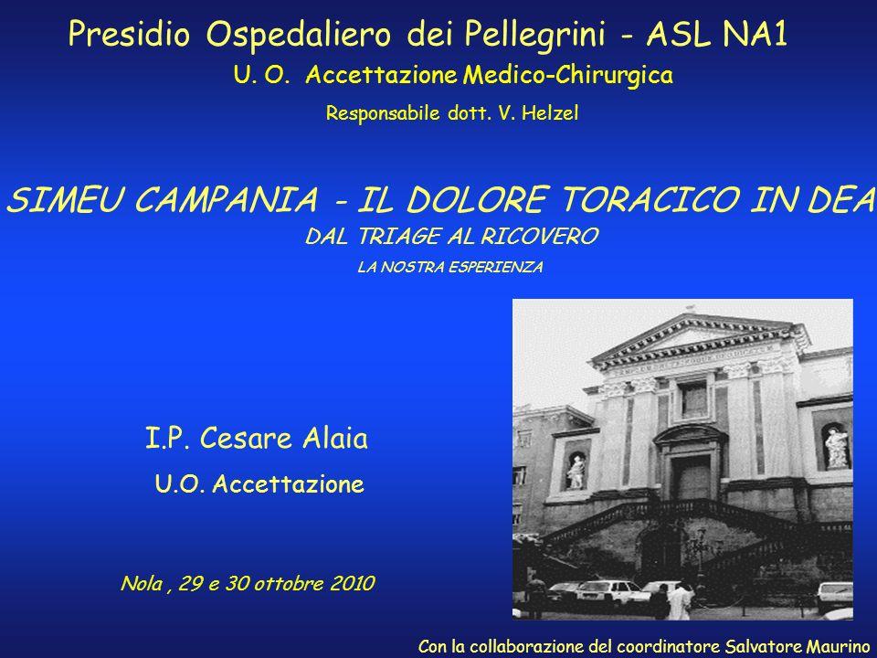 Presidio Ospedaliero dei Pellegrini - ASL NA1